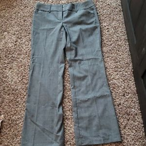 New York & Company Grey Dress Pants